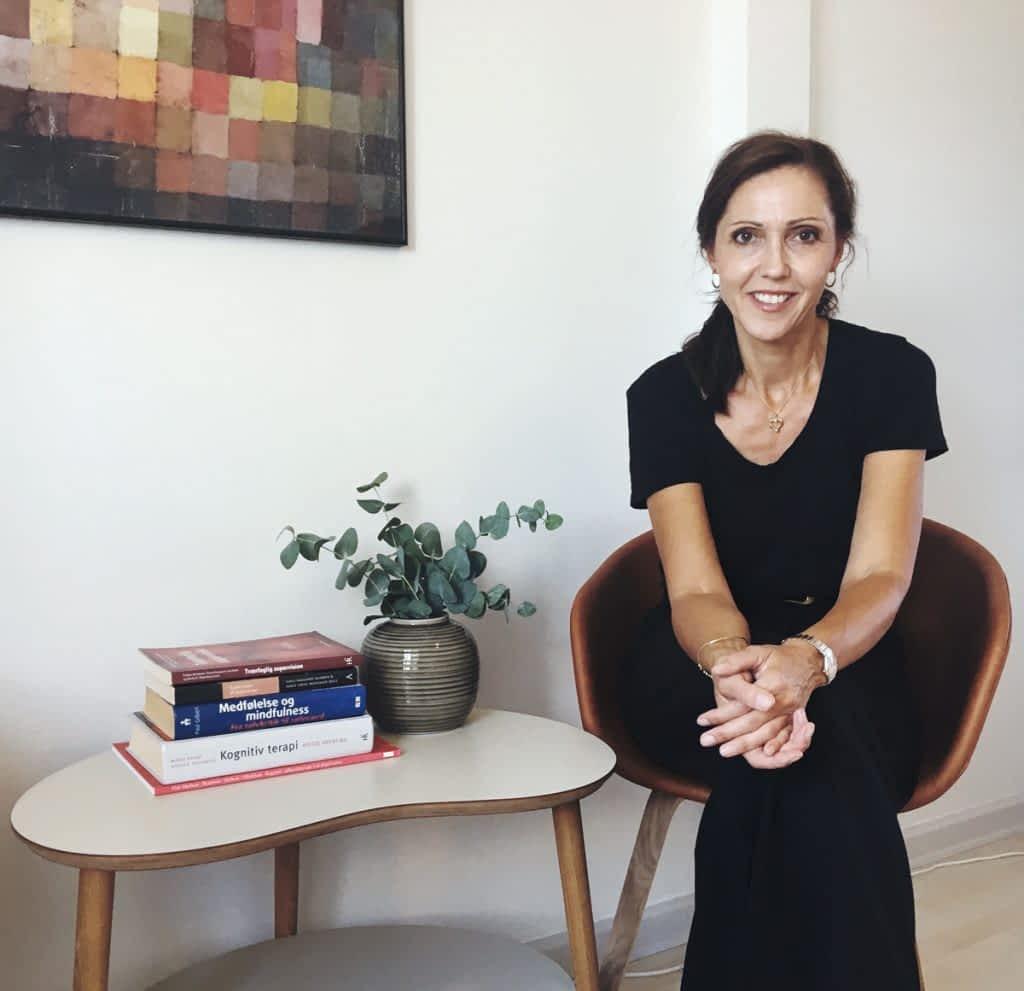 Psykolog - Frederiksberg / København - Lise Mette Holton - Kognitiv Terapi