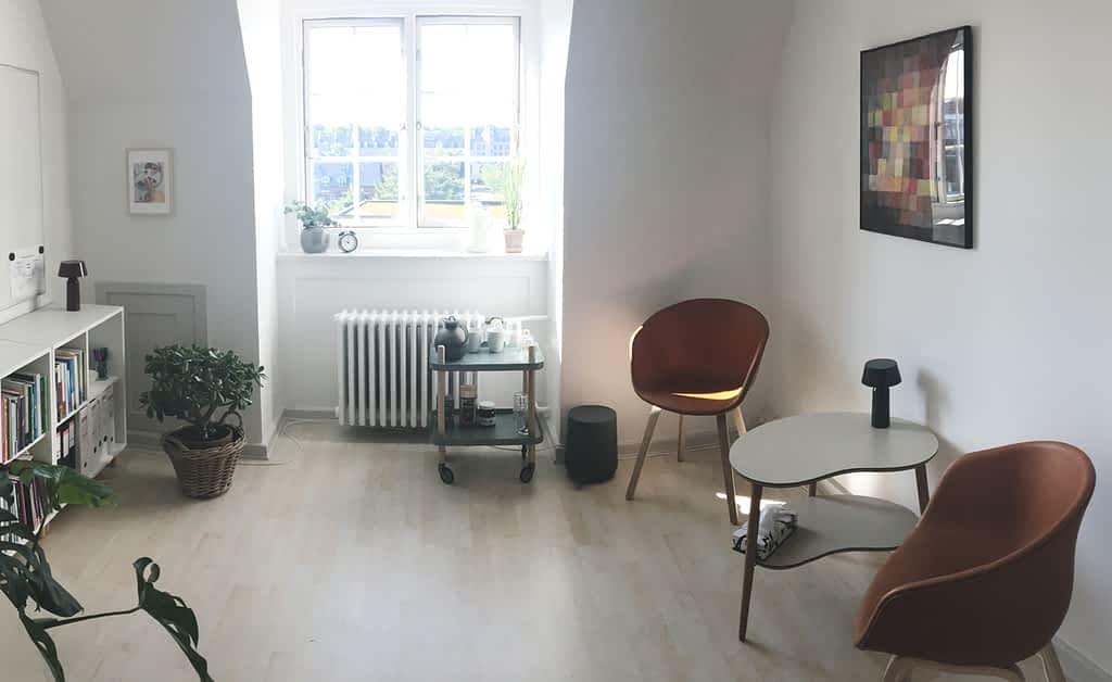 Psykolog Kognitiv terapi Frederiksberg / København